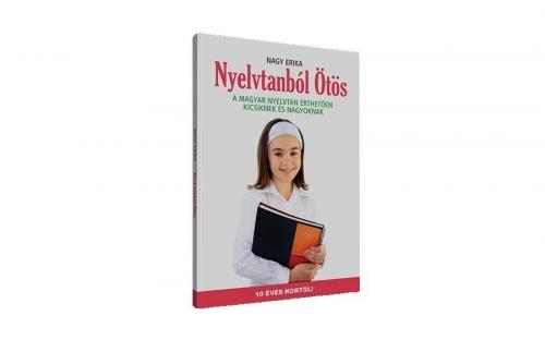 Nyelvtanból ötös nyelvtankönyv